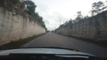 Queen's Highway heading south