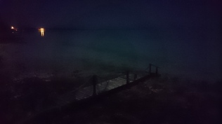 Nighttime on the Sound