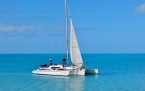 Test sail day