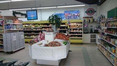 The Market supermarket at Rock Sound