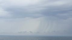 Storm near Beaverstone Bay